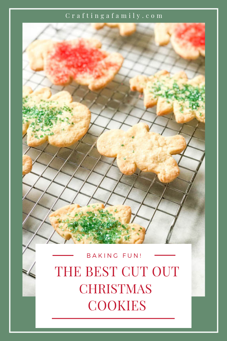 The Best Easy Christmas Cut Out Cookie Recipe